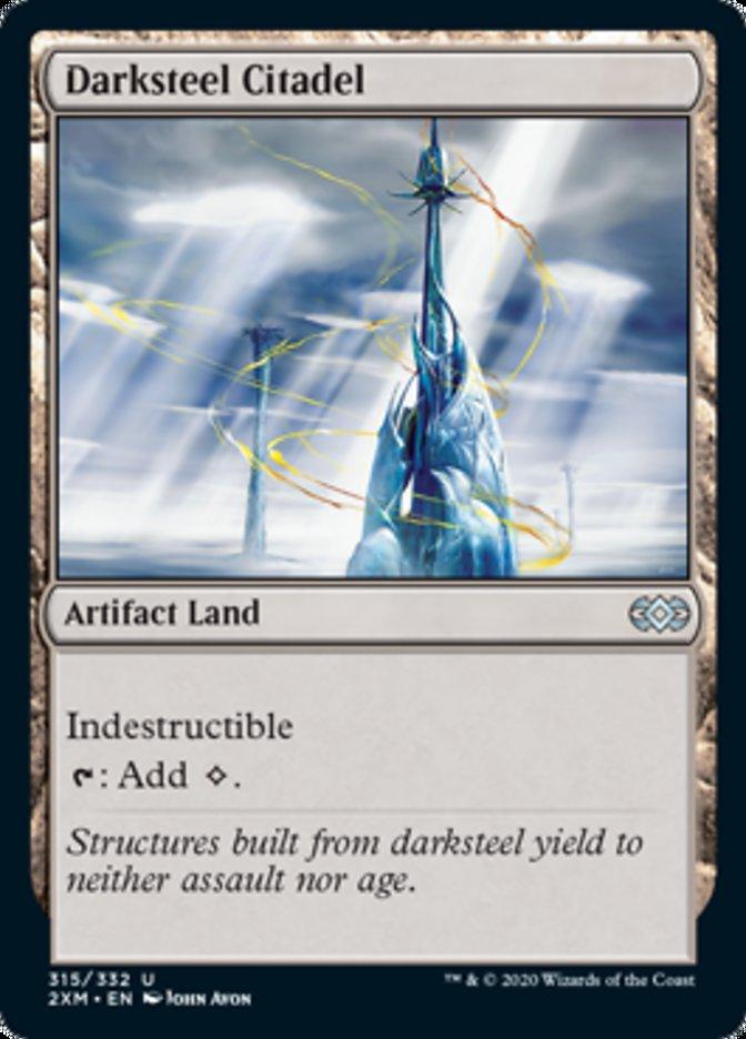Darksteel Citadel card from Double Masters