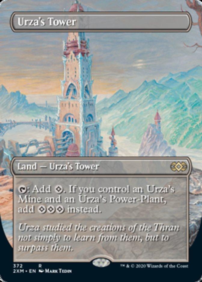 Urza's Tower (Borderless)