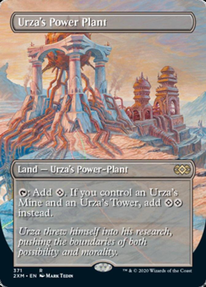 Urza's Power Plant (Borderless)