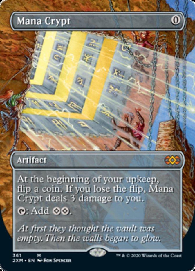 Mana Crypt (Borderless)