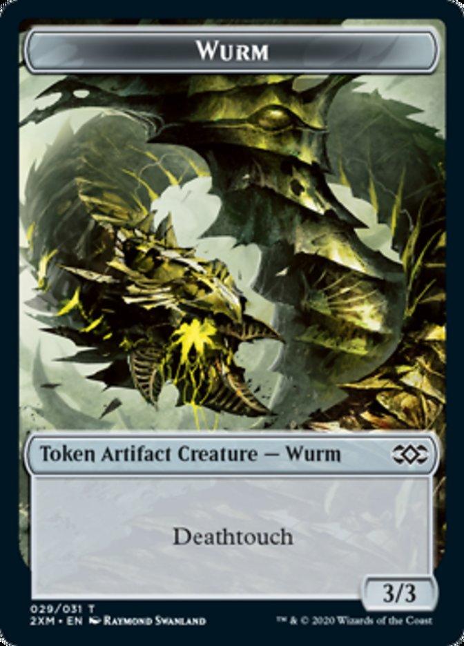 Wurm (029) Token