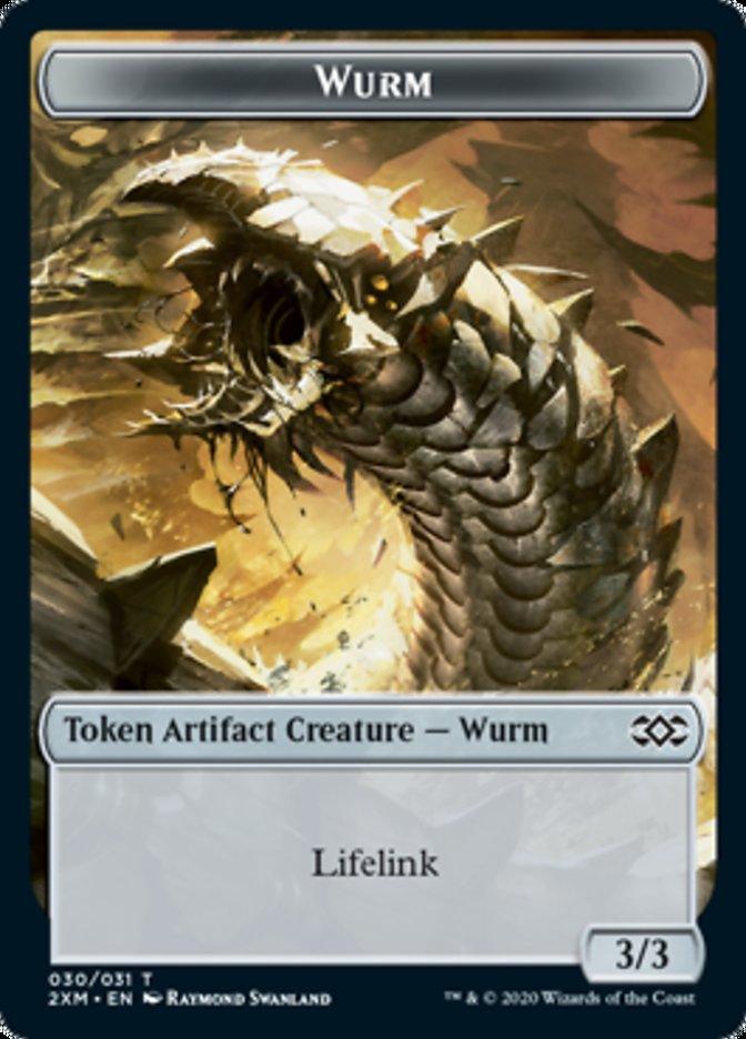 Wurm (030) Token