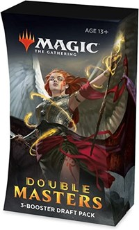 Double Masters - 3-Booster Draft Pack