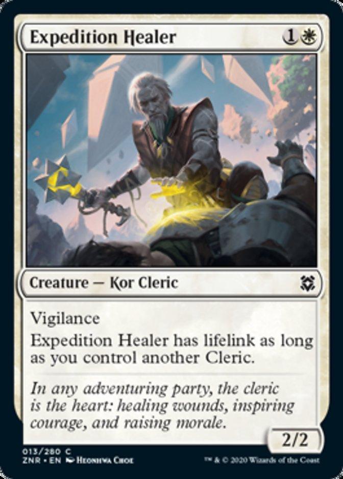 Expedition Healer