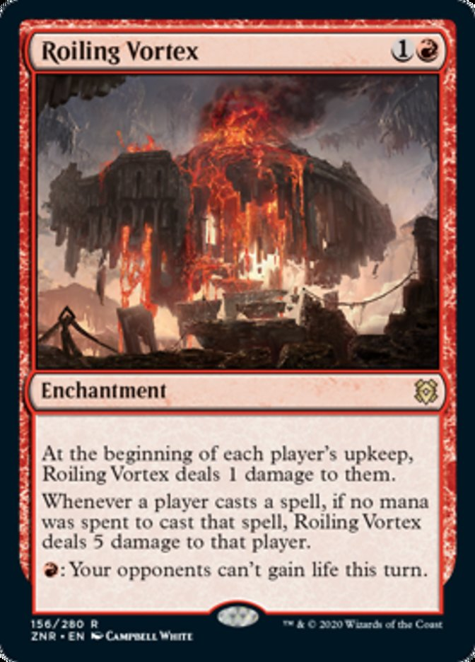 Roiling Vortex
