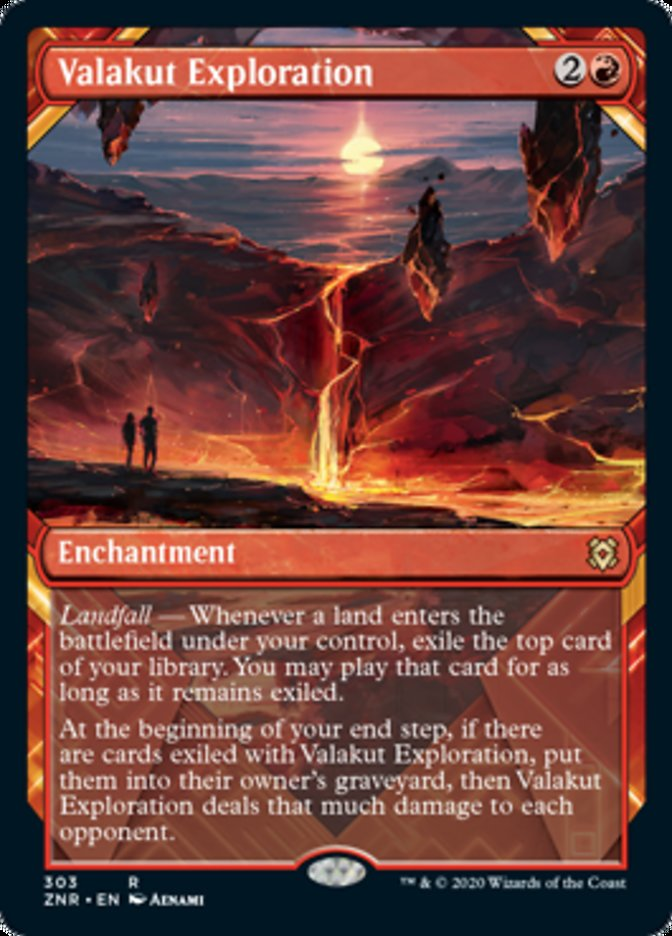 Valakut Exploration (Showcase)
