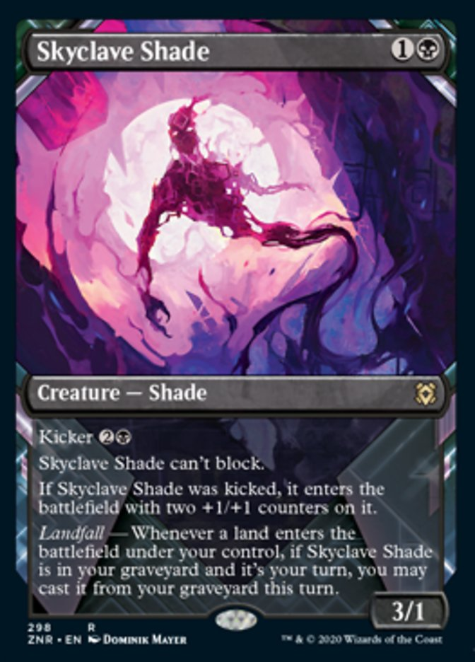 Skyclave Shade (Showcase)