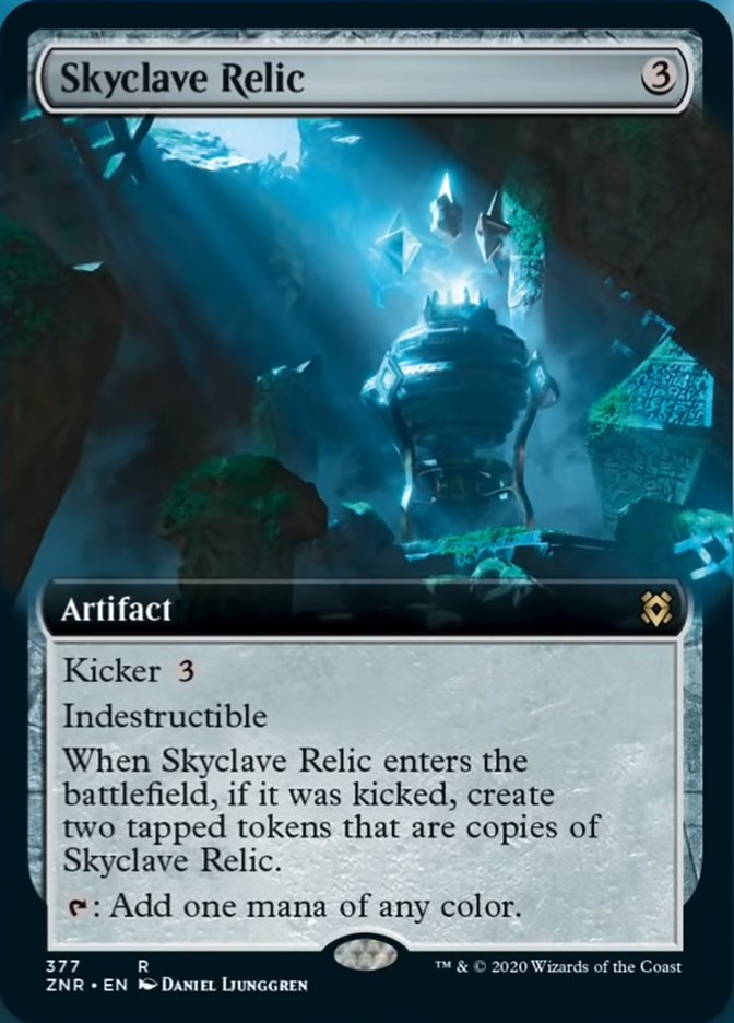 Skyclave Relic (Extended Art)
