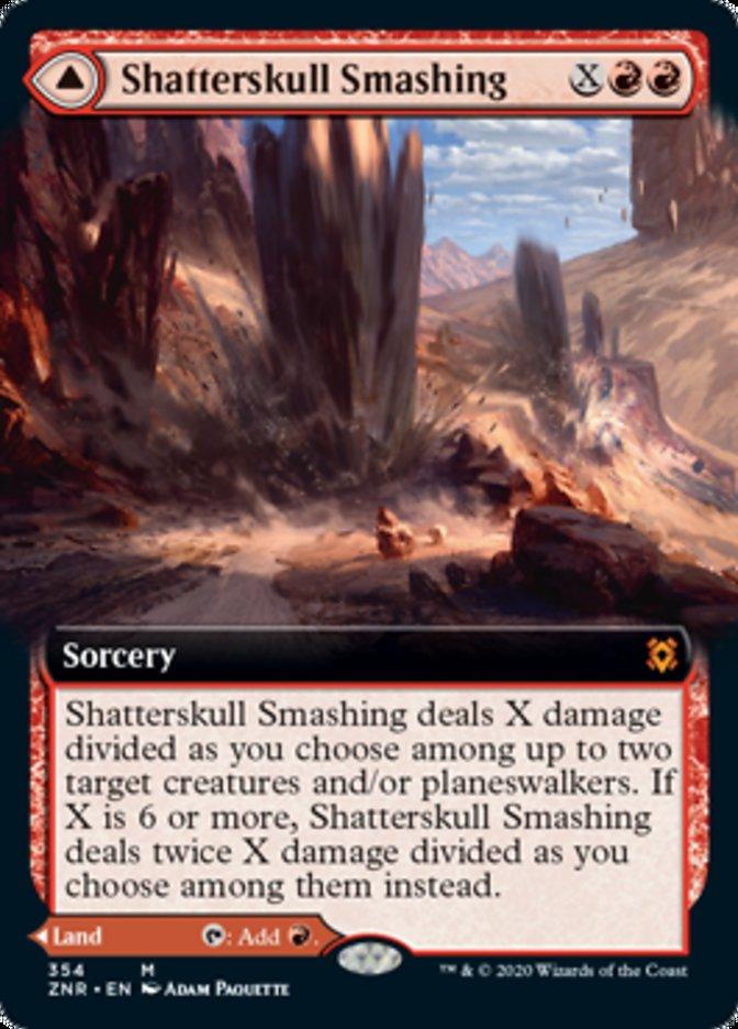 Shatterskull Smashing (Extended Art)