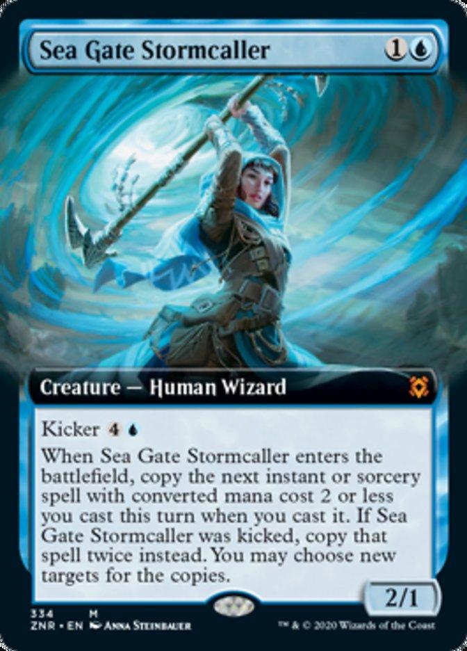 Sea Gate Stormcaller (Extended Art)