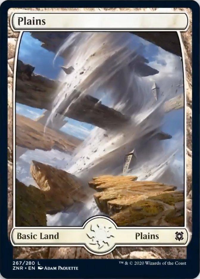 Plains (267) - Full Art