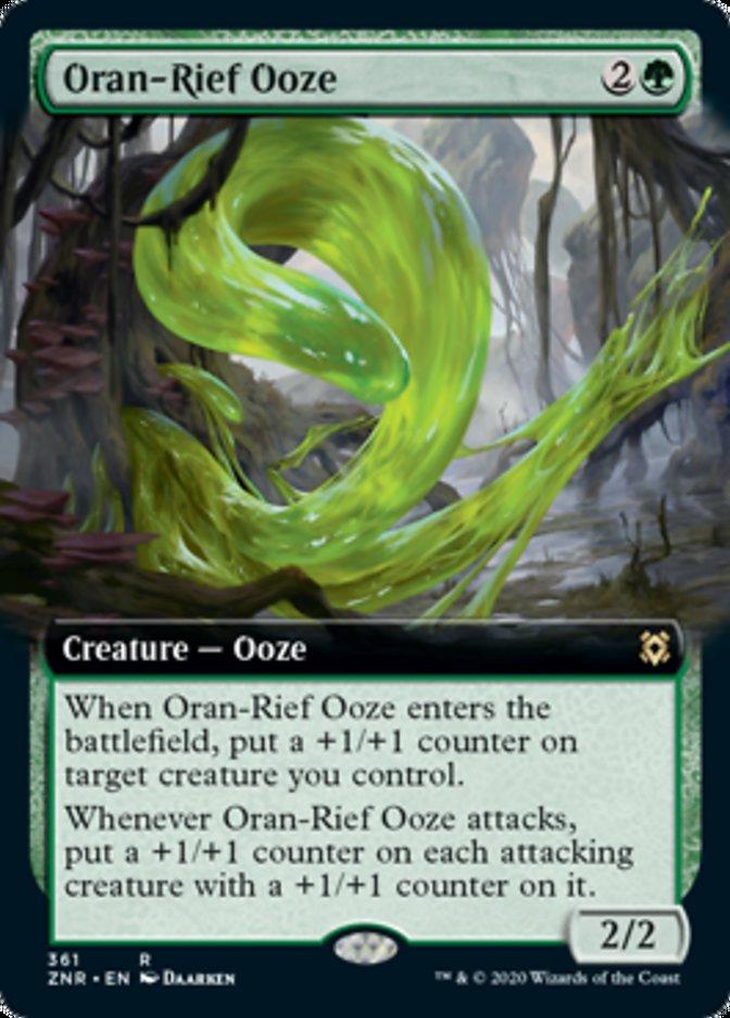 Oran-Rief Ooze (Extended Art)