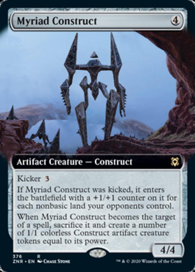Myriad Construct (Extended Art)