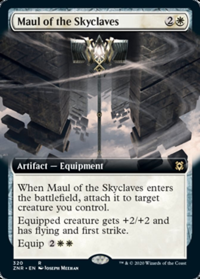 Maul of the Skyclaves (Extended Art)