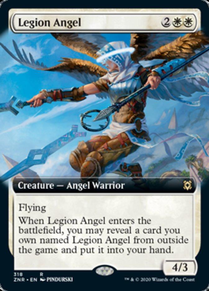 Legion Angel (Extended Art)