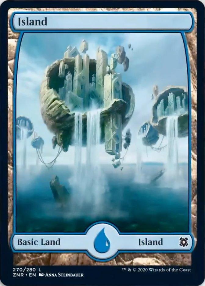 Island (270) - Full Art