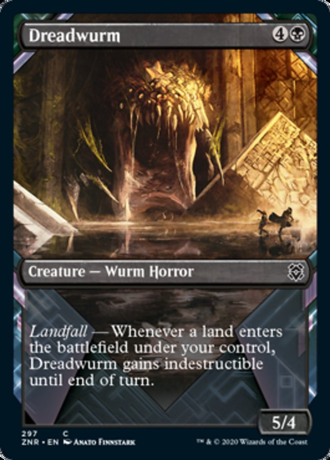 Dreadwurm (Showcase)