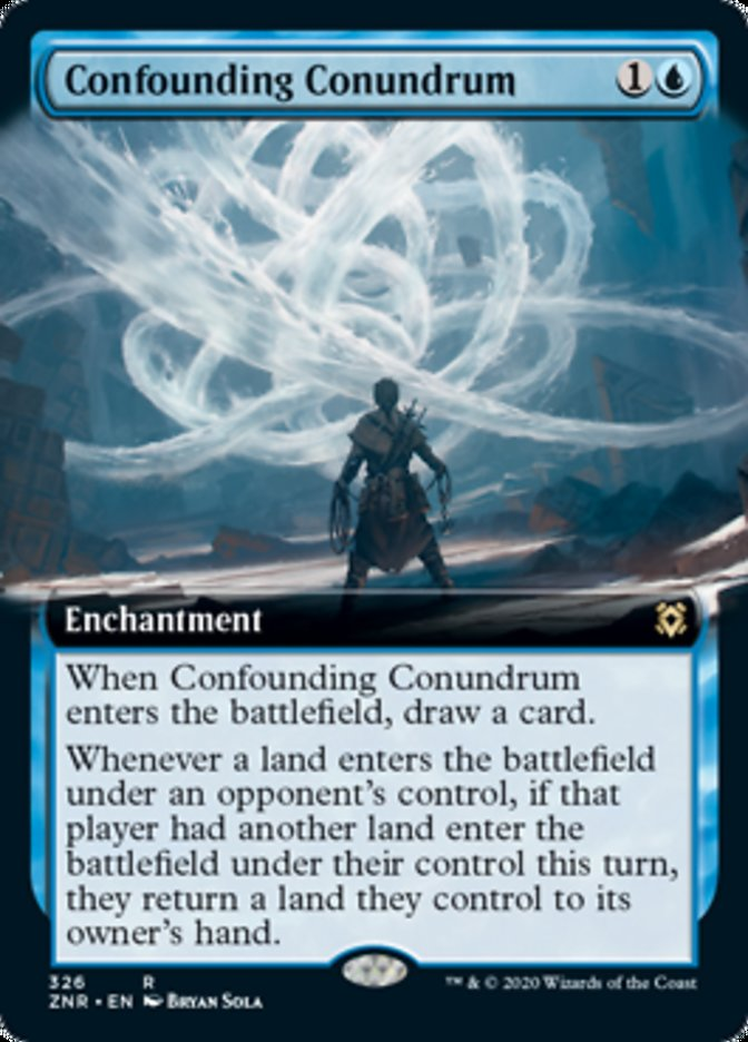 Confounding Conundrum (Extended Art)