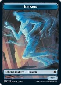 Illusion token