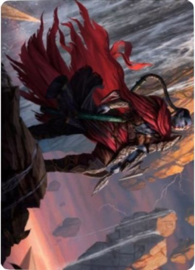 Anowon, the Ruin Thief Art Card