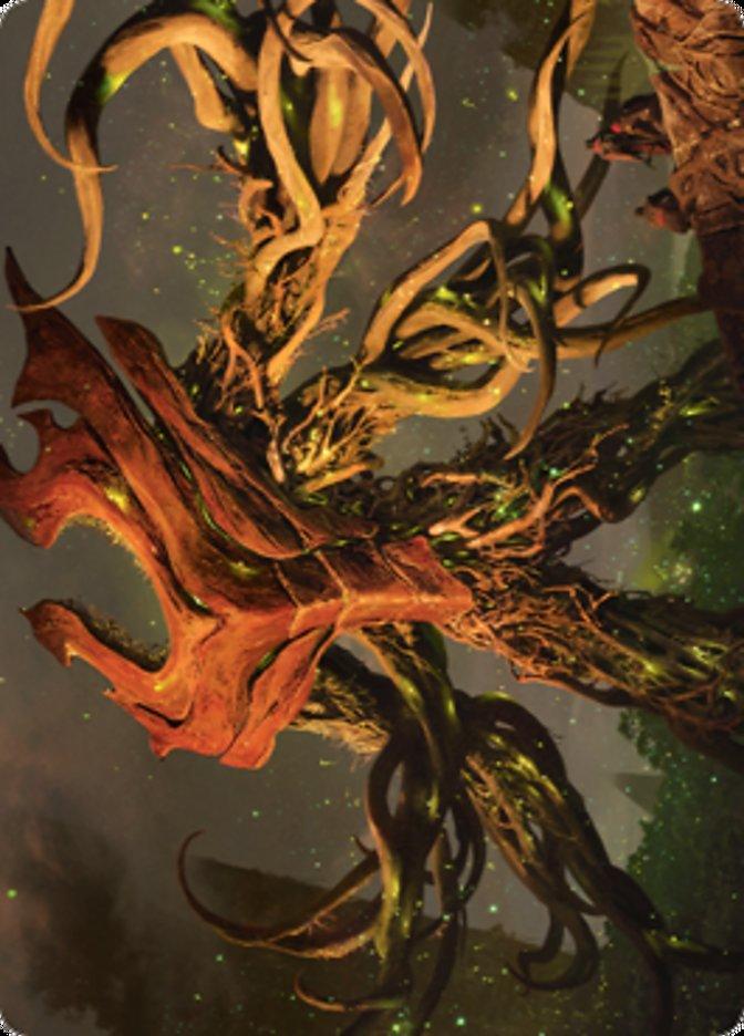 Ashaya, Soul of the Wild Art Card