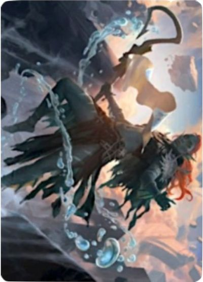 Expedition Diviner Art Card
