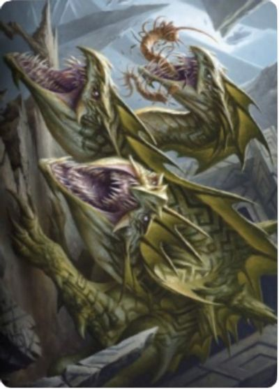 Grakmaw, Skyclave Ravager Art Card