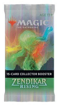 Zendikar Rising - Collector Booster Pack