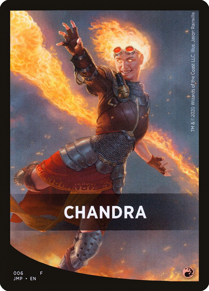 Chandra Theme Card