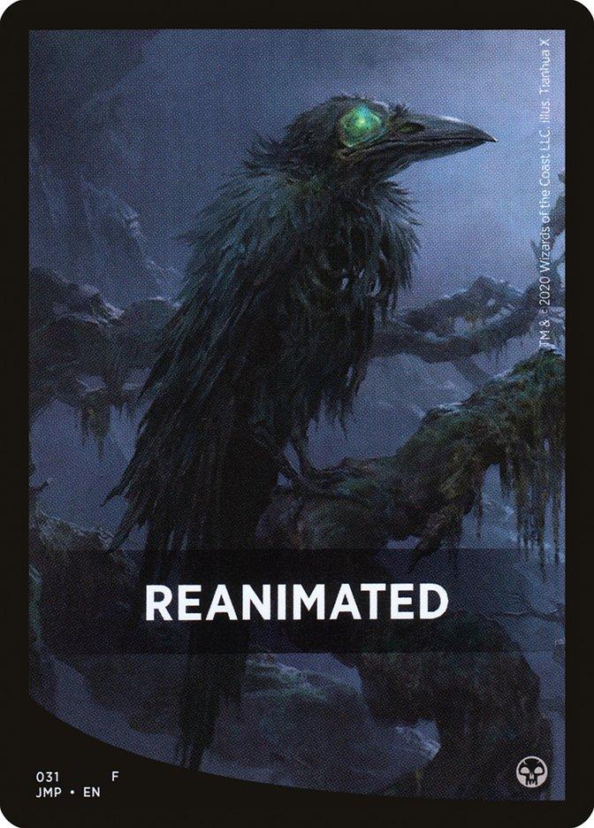 Reanimated Theme Card