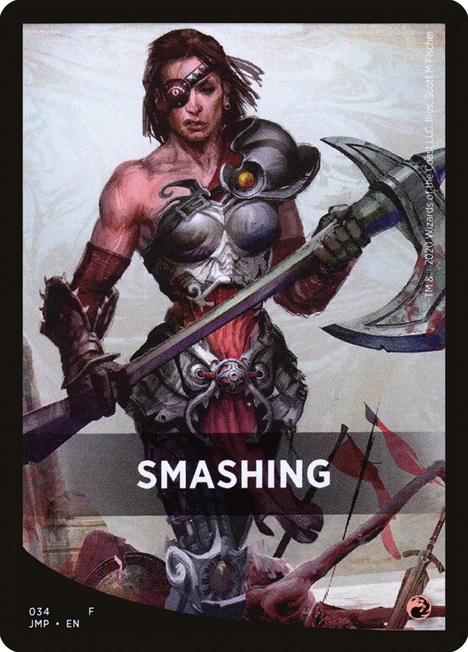 Smashing Theme Card