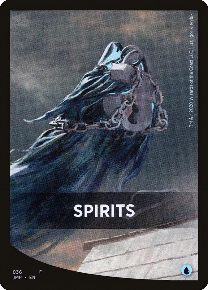 Spirits Theme Card