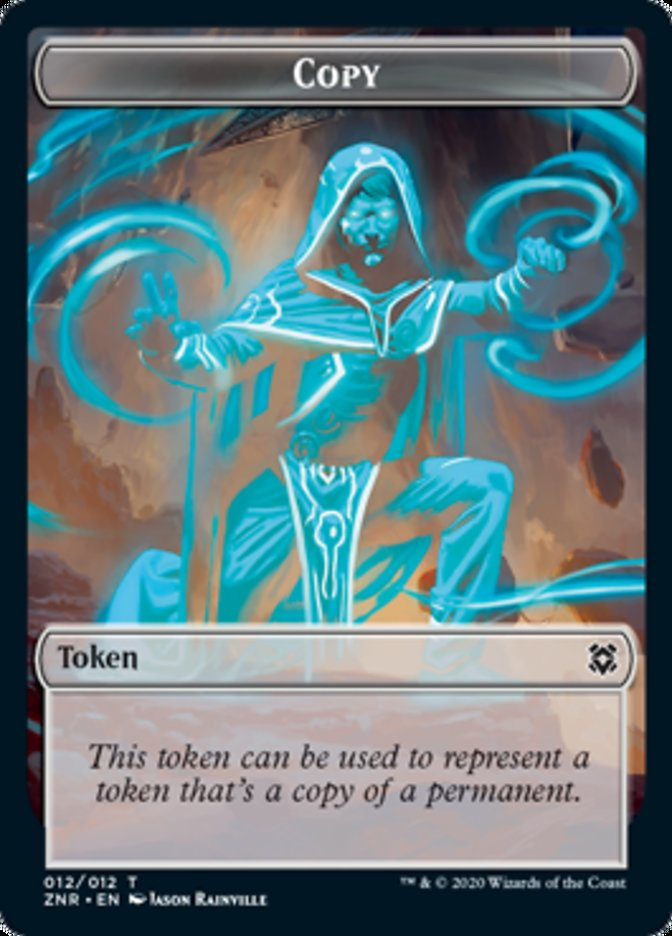 Copy // Illusion Double-sided Token