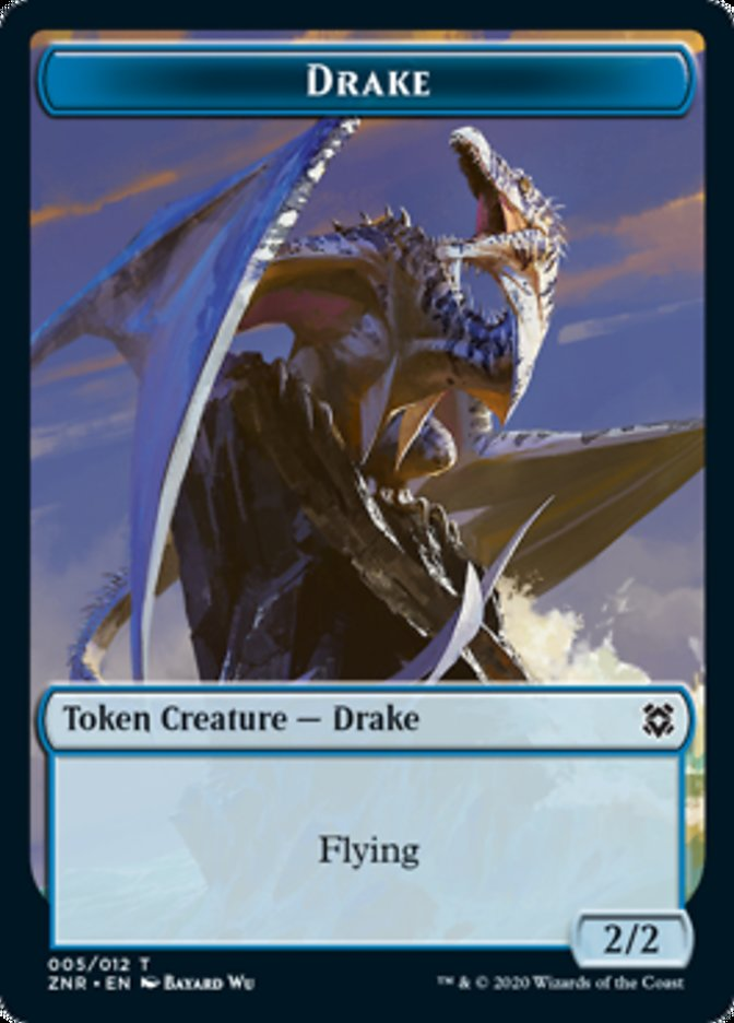 Drake // Insect Double-sided Token