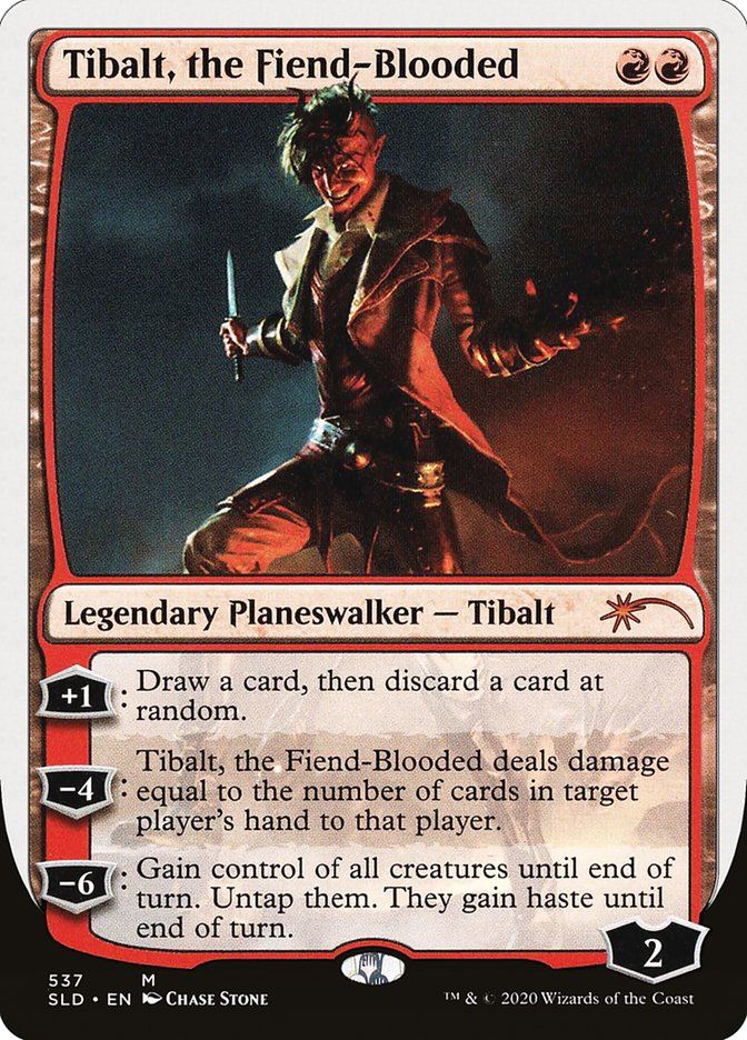 Tibalt, the Fiend-Blooded (WB)