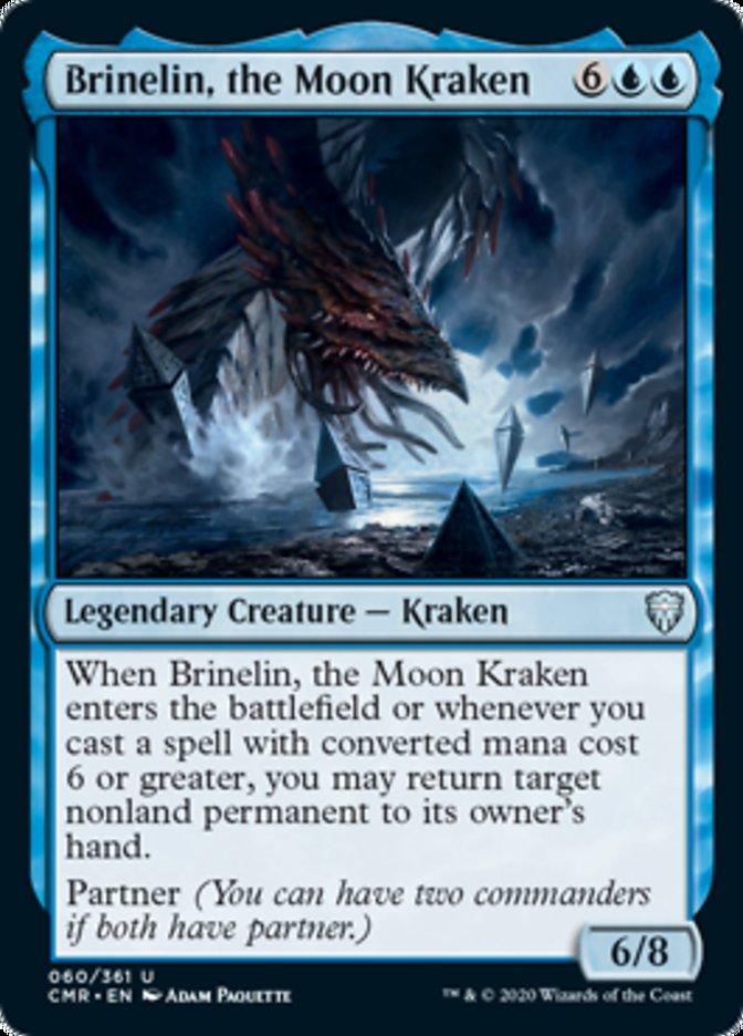 Brinelin, the Moon Kraken