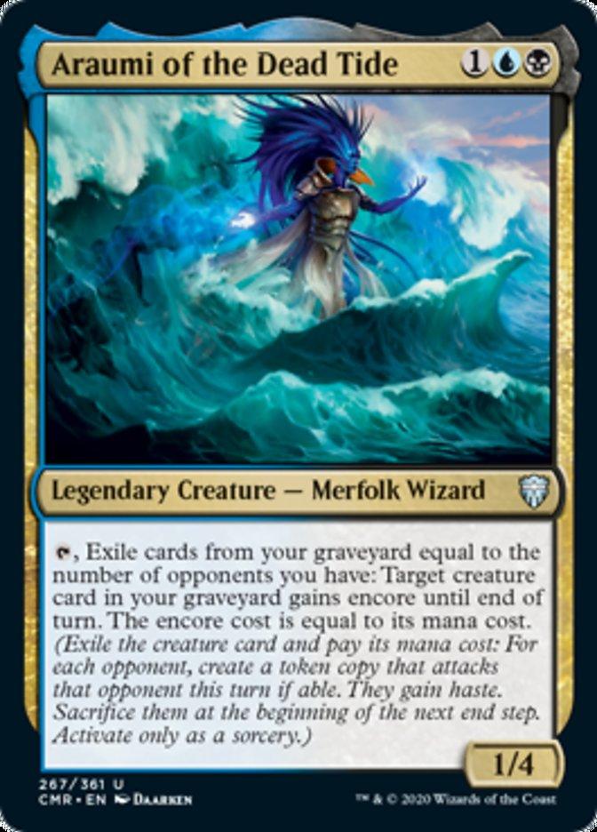 Araumi of the Dead Tide