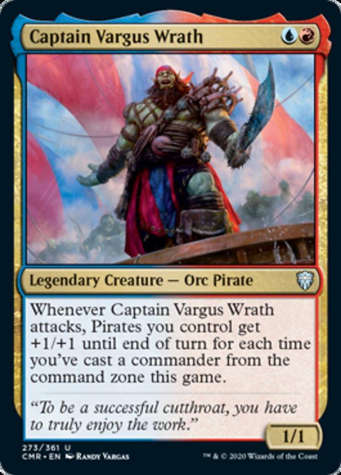 Captain Vargus Wrath