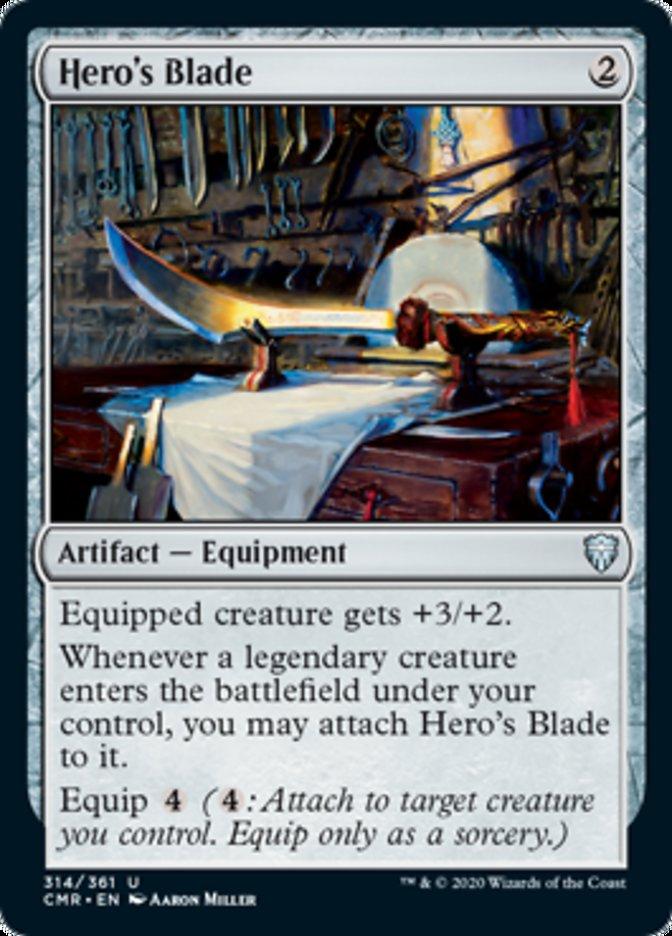 Hero's Blade (314)