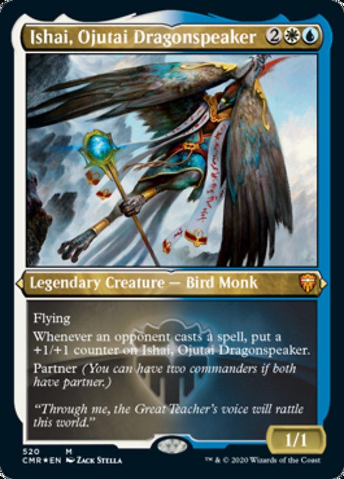 Ishai, Ojutai Dragonspeaker (Foil Etched)