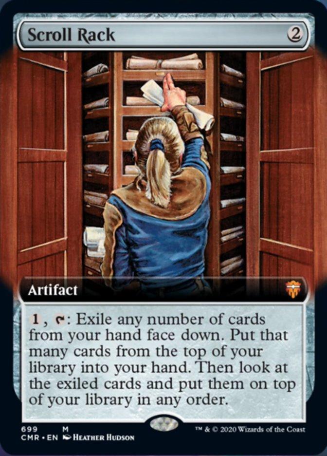 Scroll Rack (Extended Art)