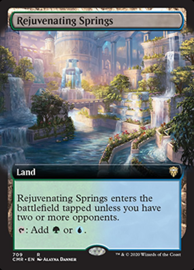 Rejuvenating Springs (Extended Art)