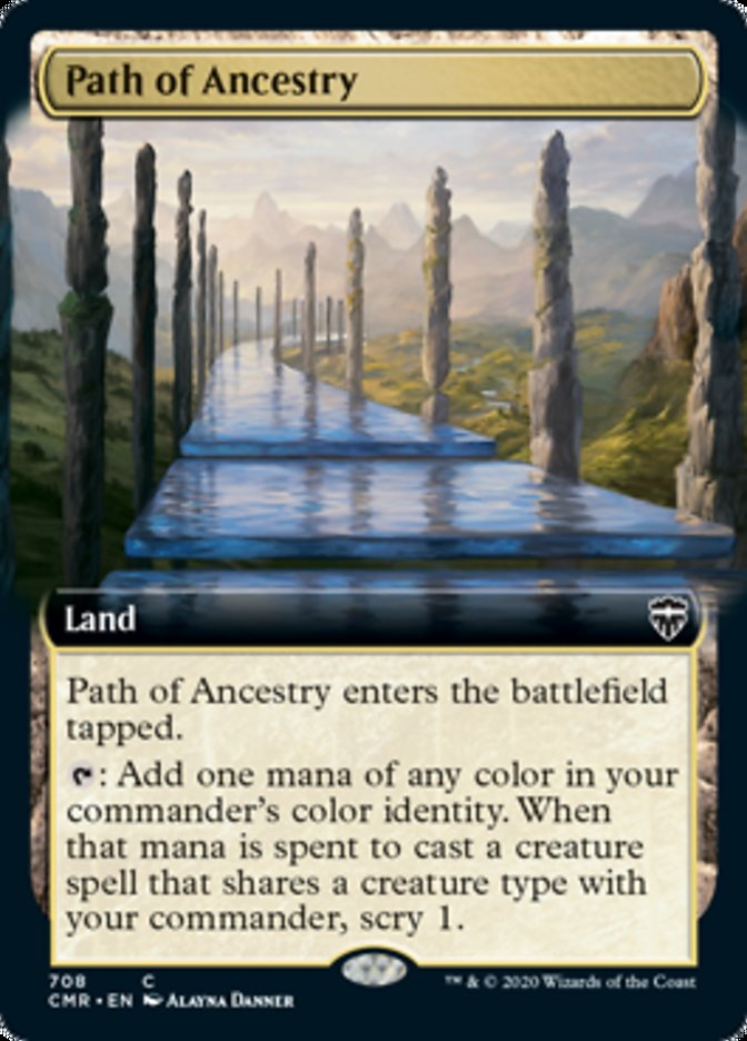 Path of Ancestry (Extended Art)