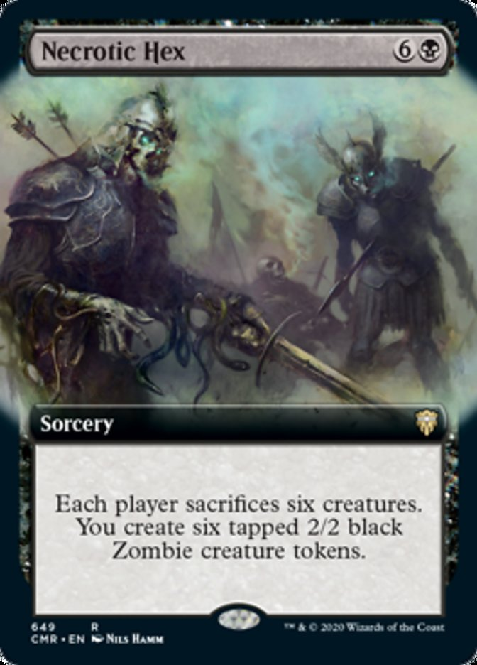 Necrotic Hex (Extended Art)