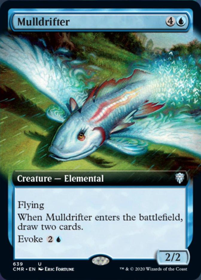 Mulldrifter (Extended Art) card from Commander Legends