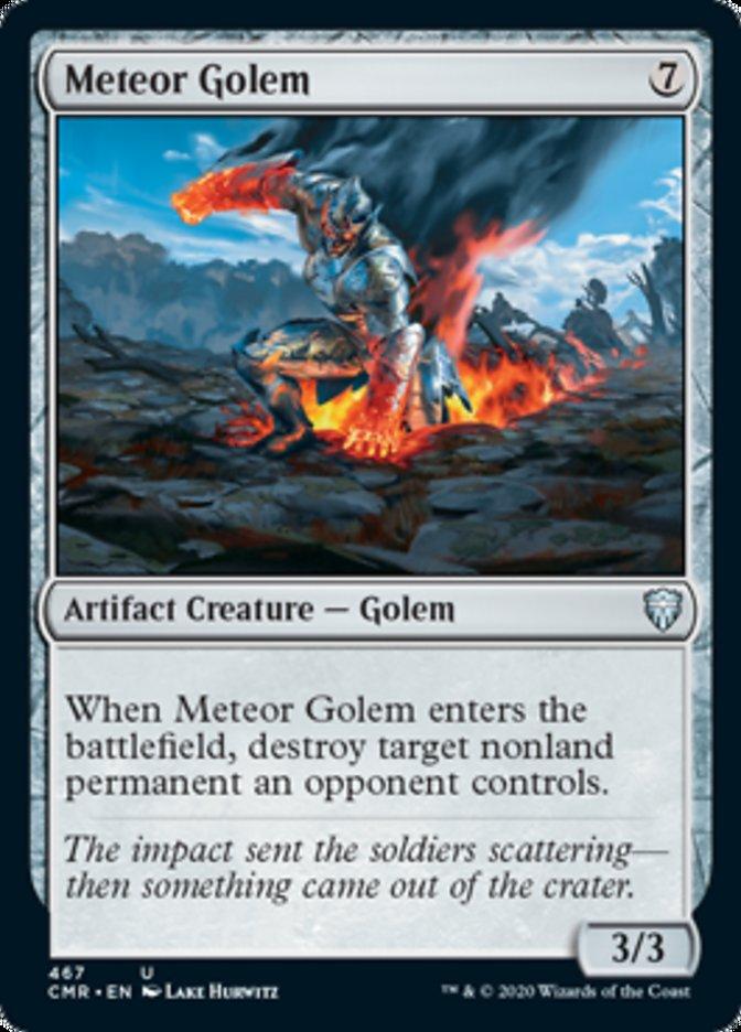 Meteor Golem (467)