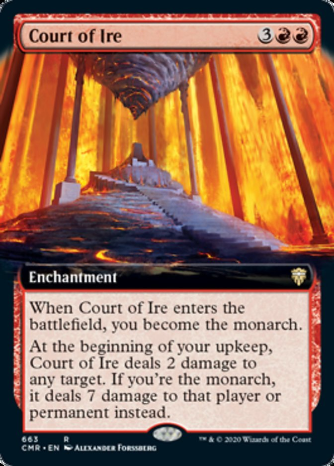 Court of Ire (Extended Art)
