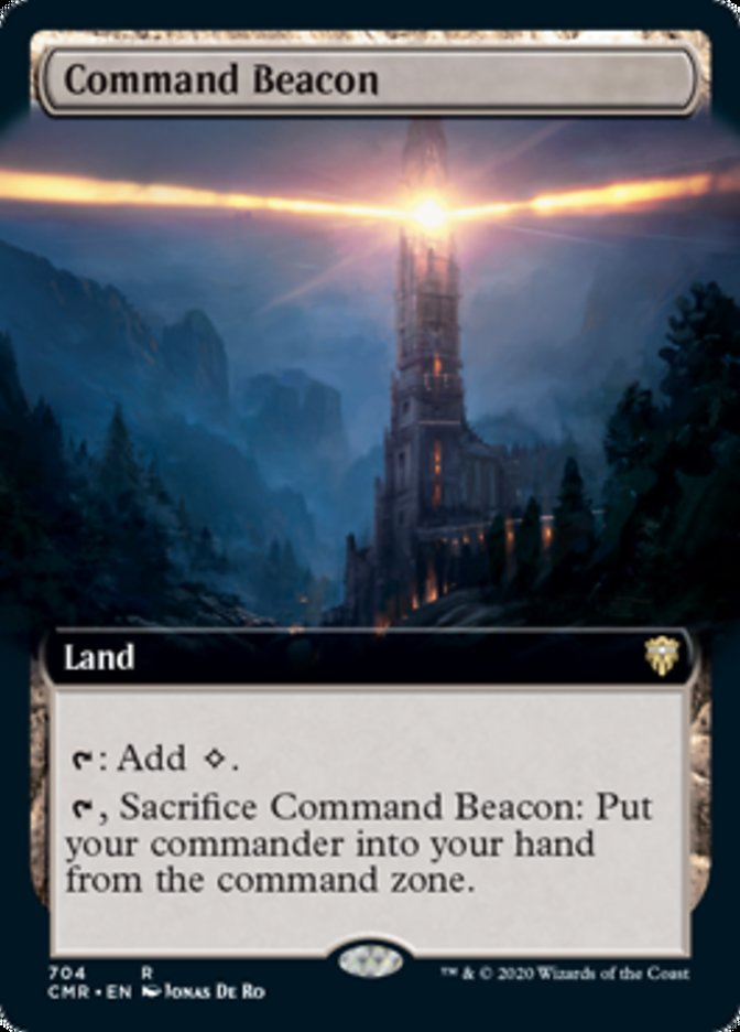 Command Beacon (Extended Art)