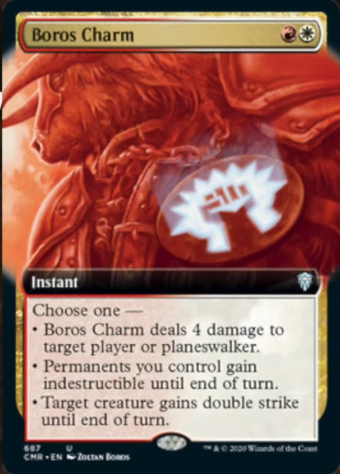 Boros Charm (Extended Art)