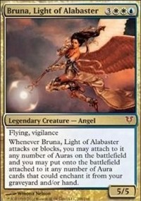 Bruna, Light of Alabaster (Oversized)